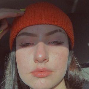 orange forever21 beanie